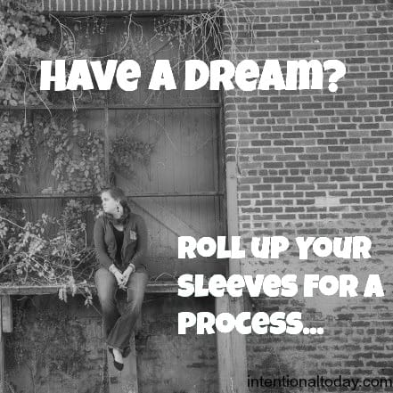 Dream has a process