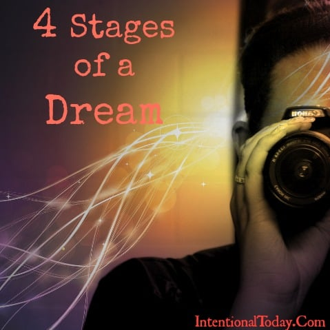 "4 Stages of a Dream (""Enable Images"" if image hasn't loaded) n"
