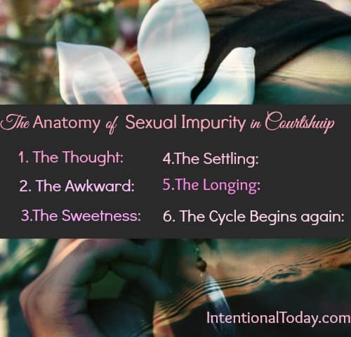 The anatomy of sexual impurity in courtship
