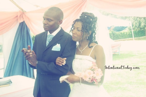 2 things we did not do for our 6th wedding annivesary