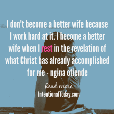 identity in christ relationship dating