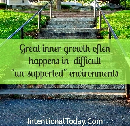 Photo: My Journey Towards Intentional Growth