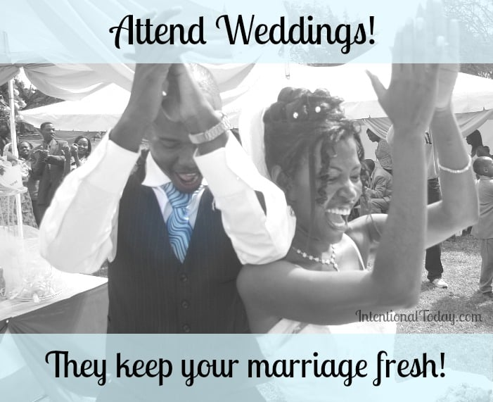 Image: 6 Steps to a wedding