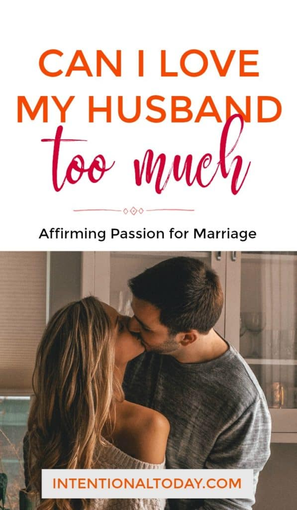 Is it possible to love my husband too much? Words can build up or tear down, induce doubt or increase faith. Here's why you must run with godly revelation