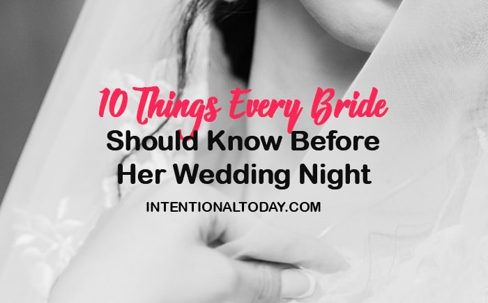 10 things every bride should know before her wedding night fandeluxe PDF