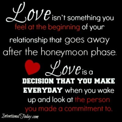 the honeymoon stage of dating The top ten signs the honeymoon period is over posted by saaara  well, now that you've been dating for a year, you feel a little safer saying:.
