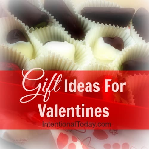 Gift ideas for Valentines
