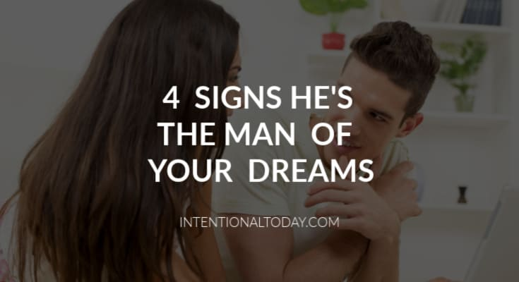 4 signs you are dating the right guy