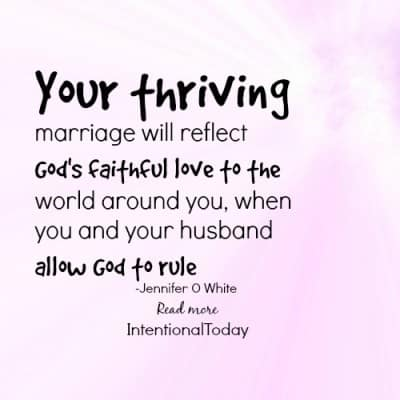 Marriage advice for new brides
