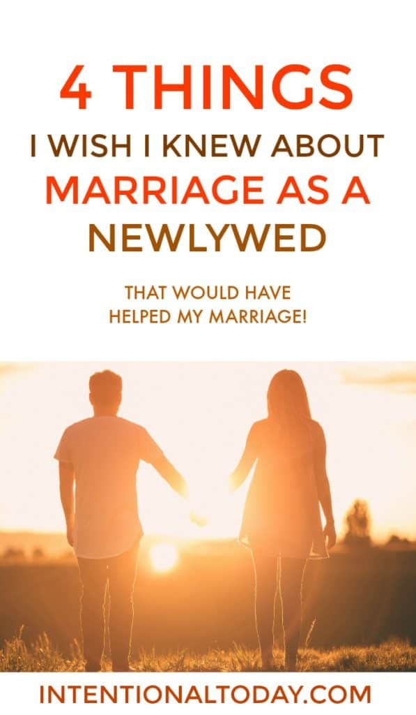 """Marriage truths and realities! I got married and realized I had been banking on feelings of love, not the """"tough love"""" of commitment. 4 key truths I learned"""