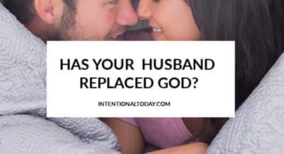 How do you adjust to married life ? In the early days of marriage, we can lose sight of the fact that we are Christians first, before we are wives