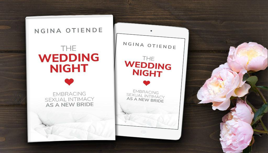 The Wedding Night book