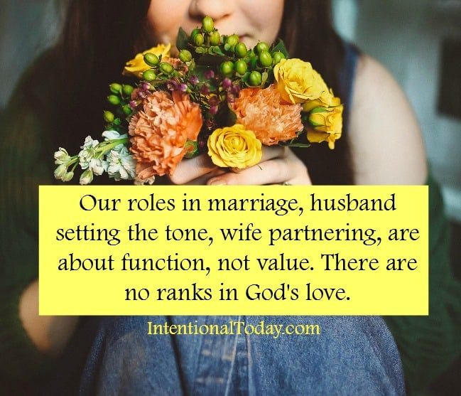 To the wife who feels blamed for problems in her marriage; what you need to understand