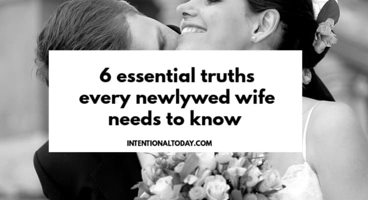 Things newlyweds need to know about marriage and relationship. The top 6 things I wish I knew and how it will help your marriage