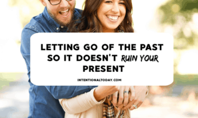 Father wounds and role models; How to let go of the past so it doesn't ruin your future