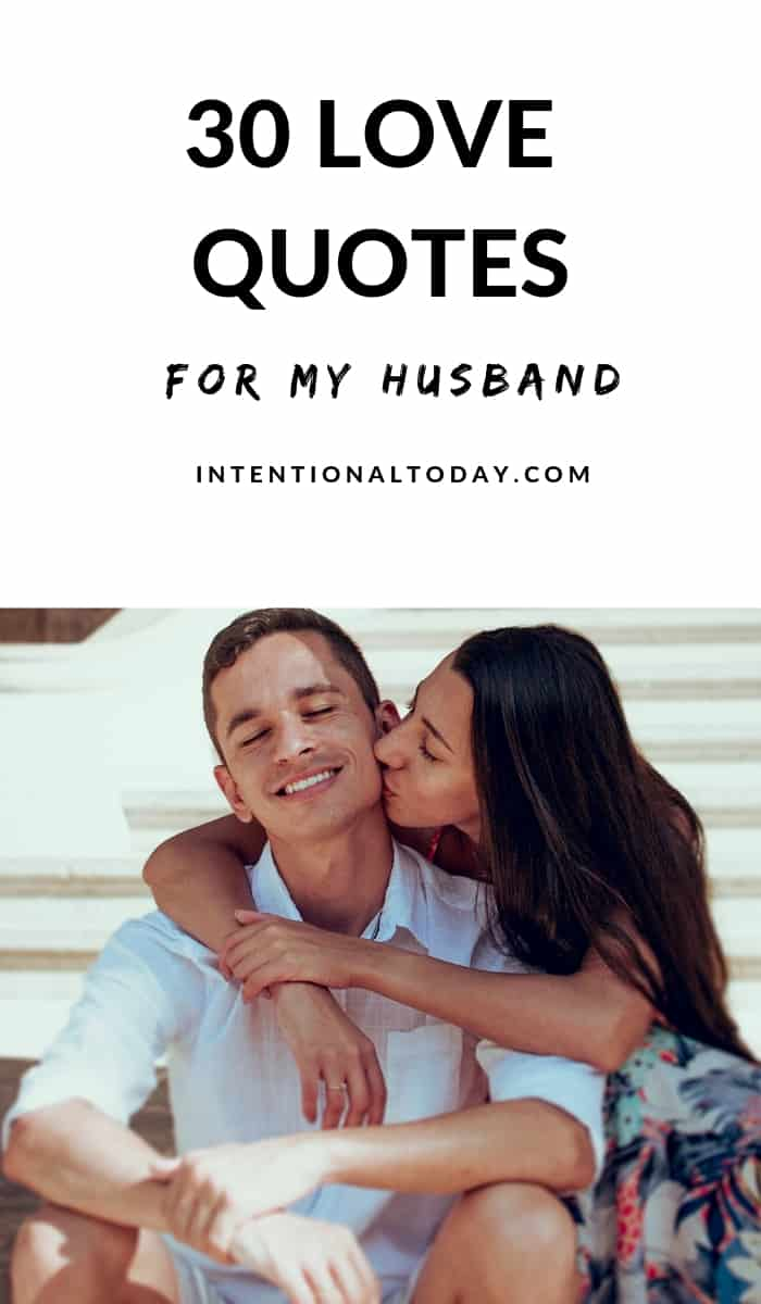 Inspiring ways to love your husband - how to refocus your love, affirm a husband and bring back the warmness when a marriage is strained.