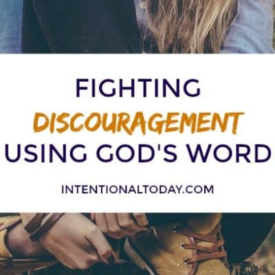 Overcoming Discouragement Through The Word of God