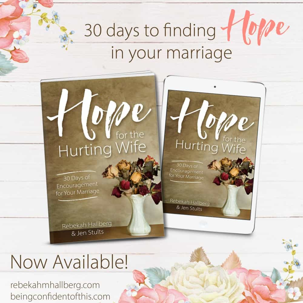 Hope For the Hurting Wife: Redemption for a Broken Marriage