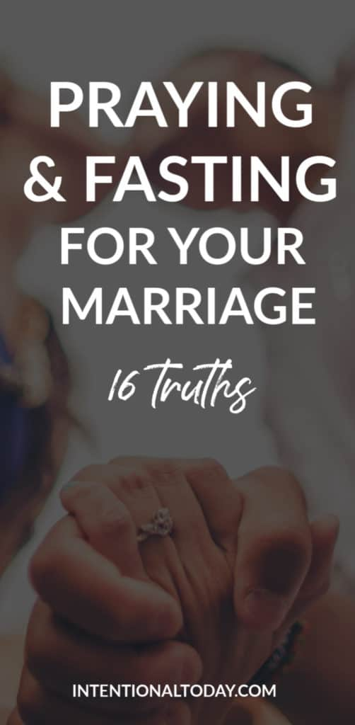 Praying and fasting for marriage - Exactly how does one fast for marriage? For how long? Is prayer important or fasting is enough? What if you can't fast? 16 top tips