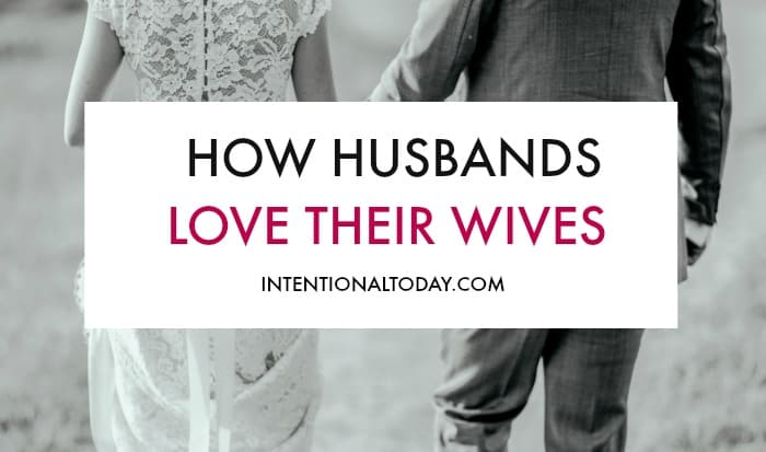The simple yet fabulous ways husbands love their wives - we need to pay more attention to this!