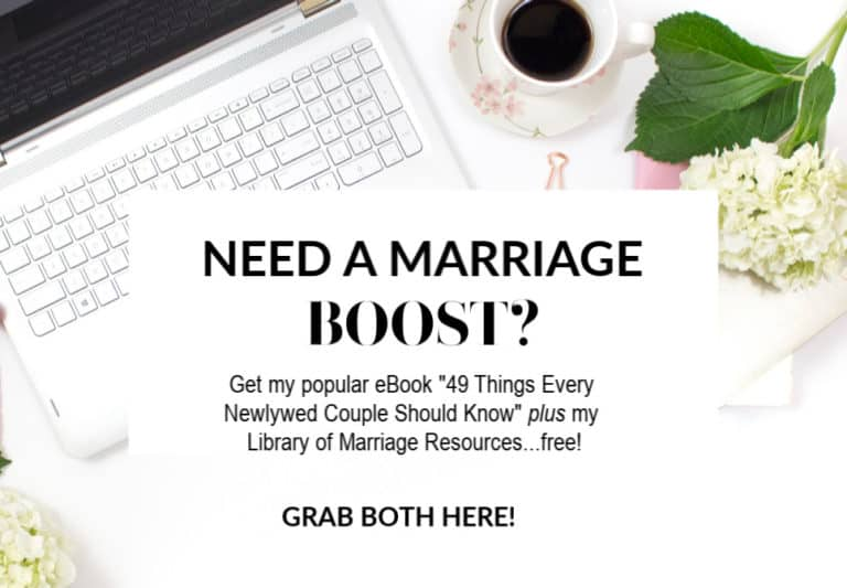 Free ebook - 49 Things Every Newlywed Couple Should Know and Free marriage library