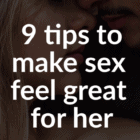 What does it take for a woman to actually enjoy intimacy with her husband? 9 important tips!