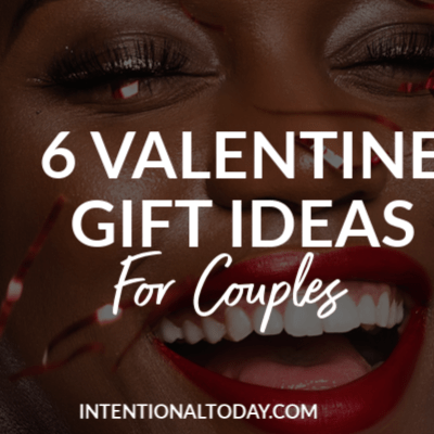 6 Unique Valentine Gift Ideas for Couples