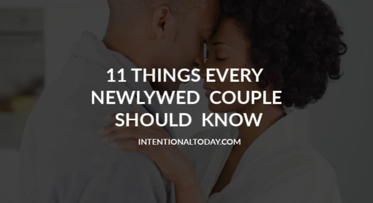 11 practical insights for newlywed Christian couples