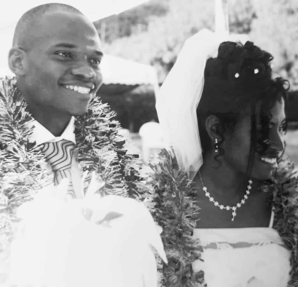 Ngina otiende newlywed advice for Christian couples