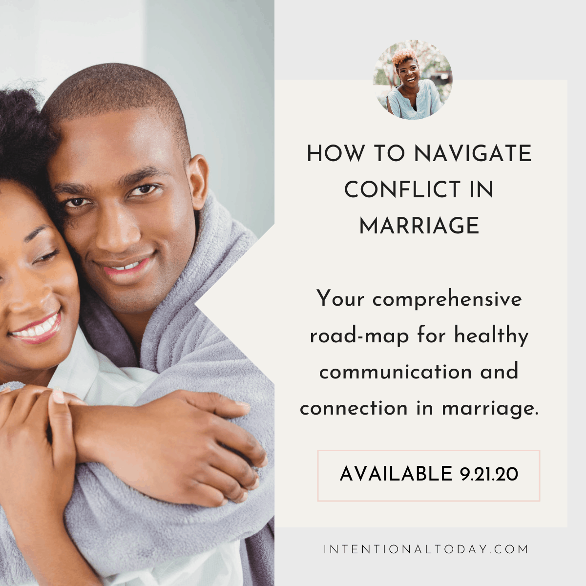 How to navigate conflict in marriage so you can heal your connection and solve marriage problems