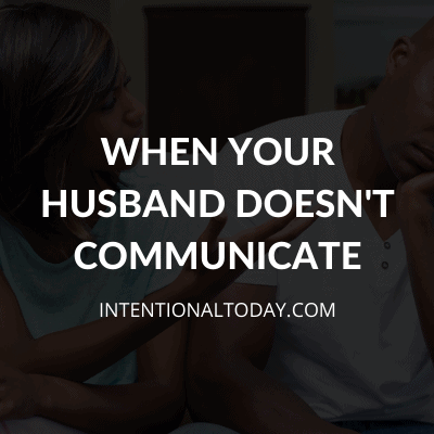 My Husband Doesn't Communicate With Me – 12 Things To Do