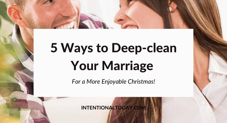 What does it mean to declutter your marriage? Here's why it's important and five areas to declutter your relationship for a more enjoyable season