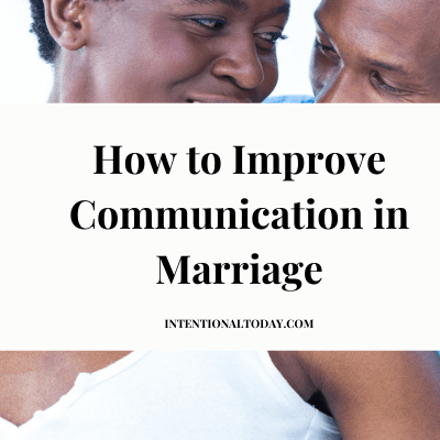How to Improve Communication in Marriage, New Year Updates