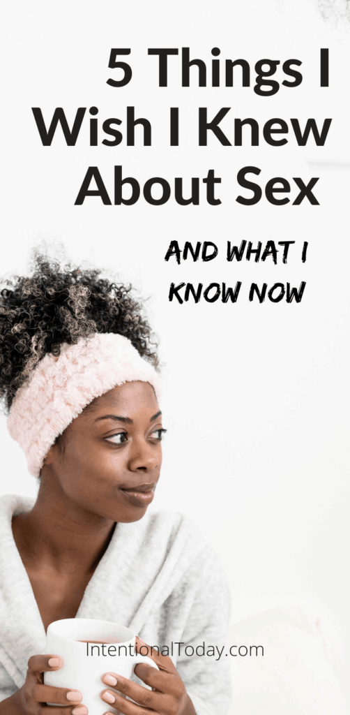 Healthy sex in marriage